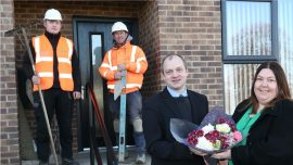Milestones for Sheffield Housing Company - Featured Image